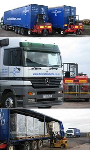 transport sidebar